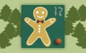 Images of Christmas tree and Advent calendar courtesy of Shutterstock.